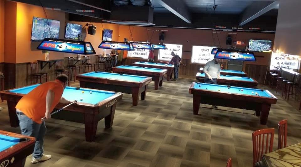 Brick House Billiards Bar Restaurant